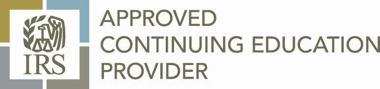 IRS Approved Continuing Provider